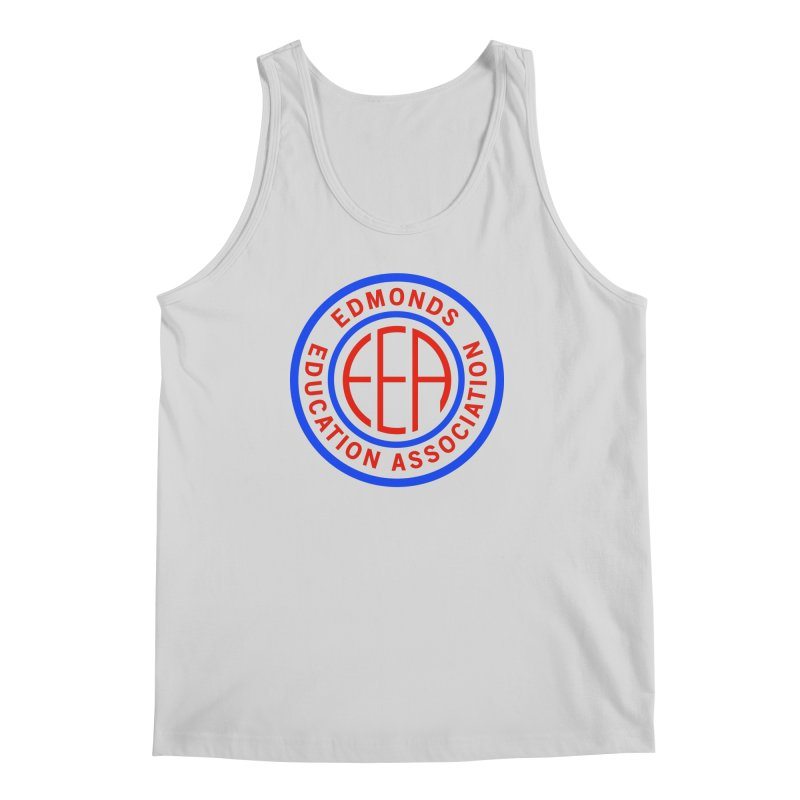 Edmonds EA Seal Full Size Men's Regular Tank by Edmonds Education Association Swag Shop