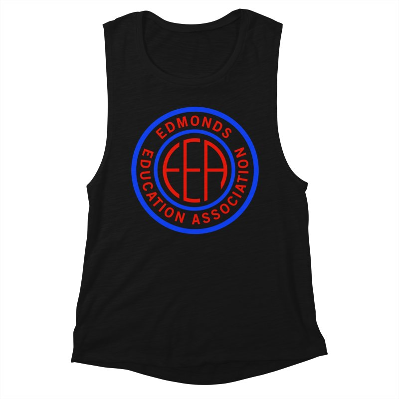 Edmonds EA Seal Full Size Women's Tank by Edmonds Education Association Swag Shop