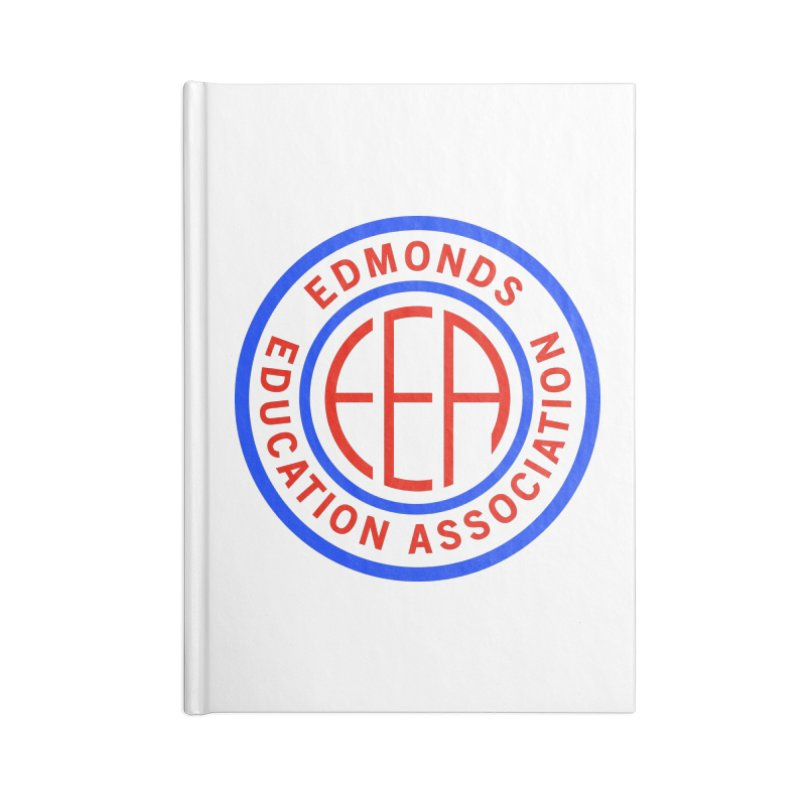 Edmonds EA Seal Full Size Accessories Notebook by Edmonds Education Association Swag Shop