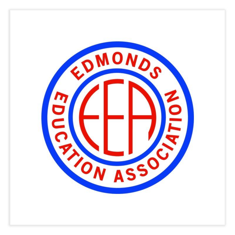 Edmonds EA Seal Full Size Home Fine Art Print by Edmonds Education Association Swag Shop