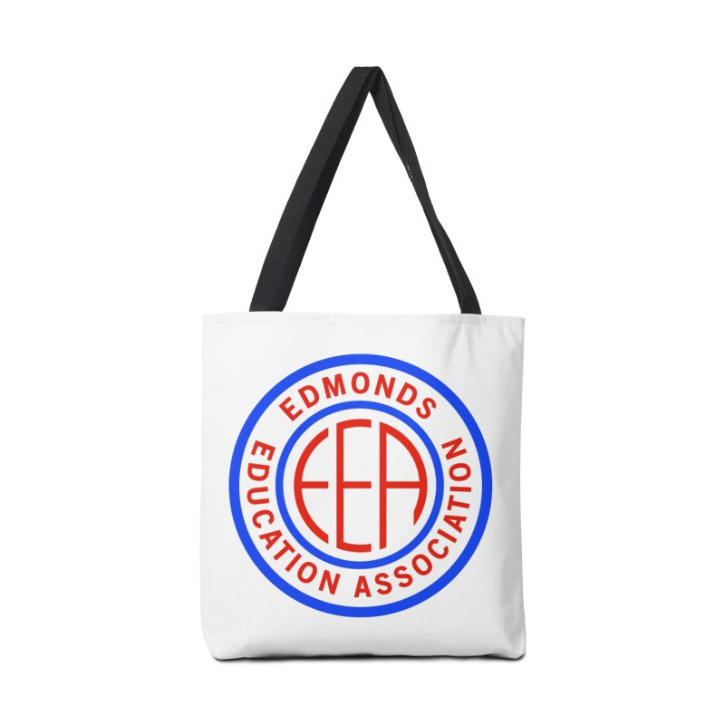 Edmonds EA Seal Full Size Accessories Bag by Edmonds Education Association Swag Shop