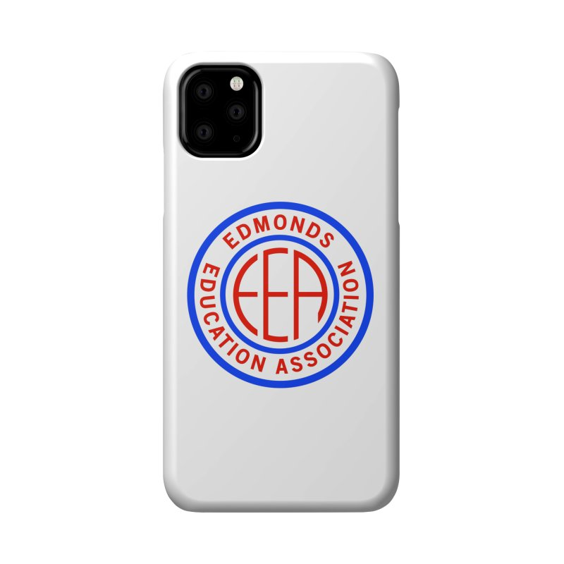Edmonds EA Seal Full Size Accessories Phone Case by Edmonds Education Association Swag Shop
