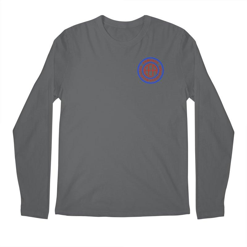 Edmonds EA Seal Logo Size Men's Longsleeve T-Shirt by Edmonds Education Association Swag Shop