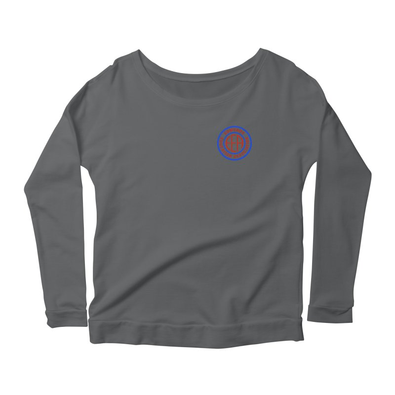 Edmonds EA Seal Logo Size Women's Longsleeve T-Shirt by Edmonds Education Association Swag Shop