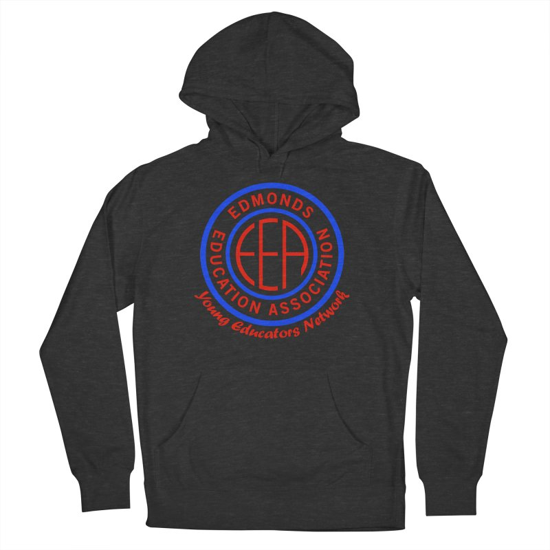 Edmonds EA Seal-Young Educators Network Men's Pullover Hoody by Edmonds Education Association Swag Shop