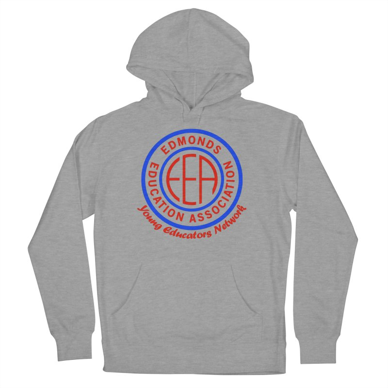 Edmonds EA Seal-Young Educators Network Women's French Terry Pullover Hoody by Edmonds Education Association Swag Shop