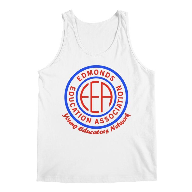 Edmonds EA Seal-Young Educators Network Men's Tank by Edmonds Education Association Swag Shop