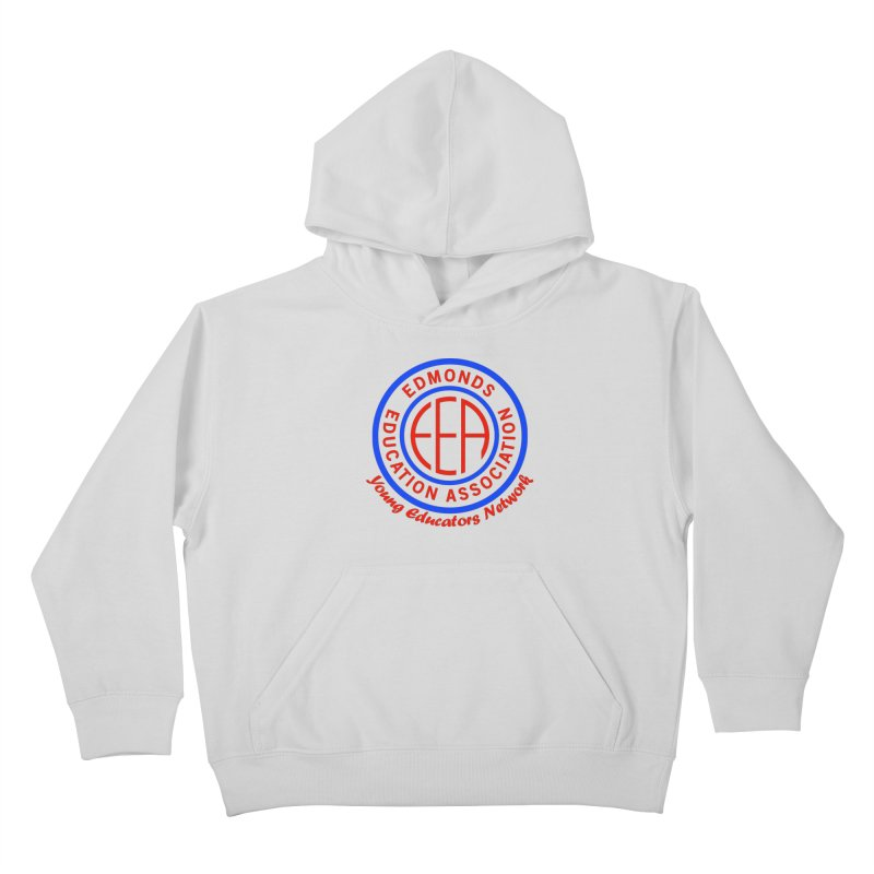 Edmonds EA Seal-Young Educators Network Kids Pullover Hoody by Edmonds Education Association Swag Shop
