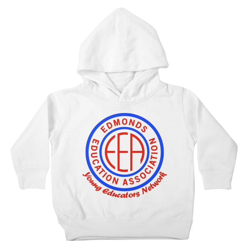 Edmonds EA Seal-Young Educators Network Kids Toddler Pullover Hoody by Edmonds Education Association Swag Shop
