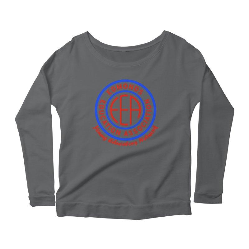 Edmonds EA Seal-Young Educators Network Women's Longsleeve T-Shirt by Edmonds Education Association Swag Shop