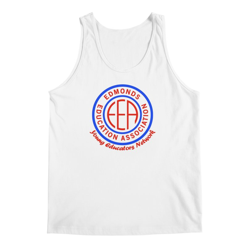 Edmonds EA Seal-Young Educators Network Men's Regular Tank by Edmonds Education Association Swag Shop