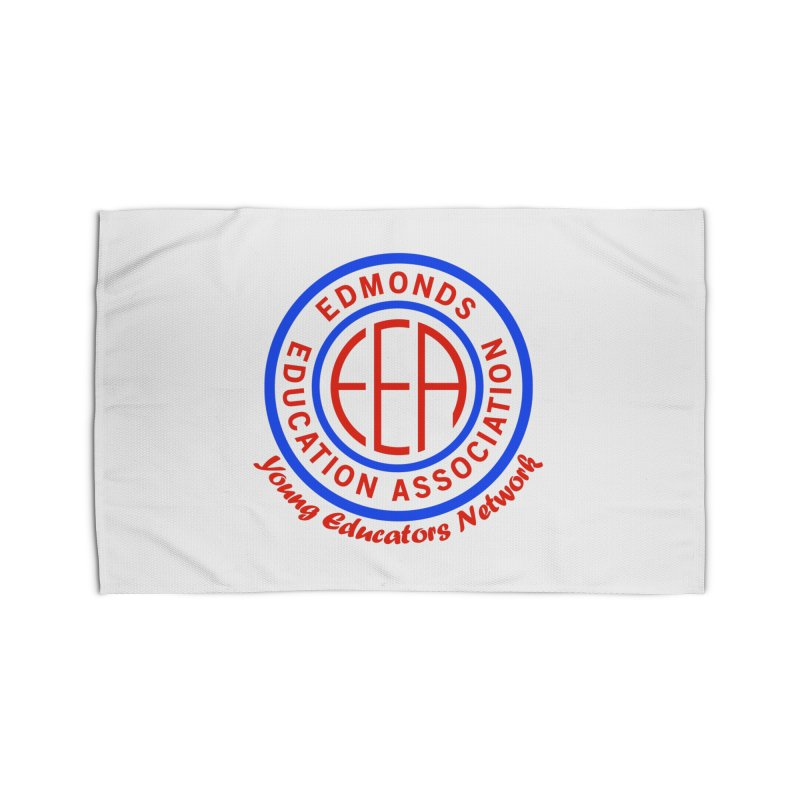 Edmonds EA Seal-Young Educators Network Home Rug by Edmonds Education Association Swag Shop