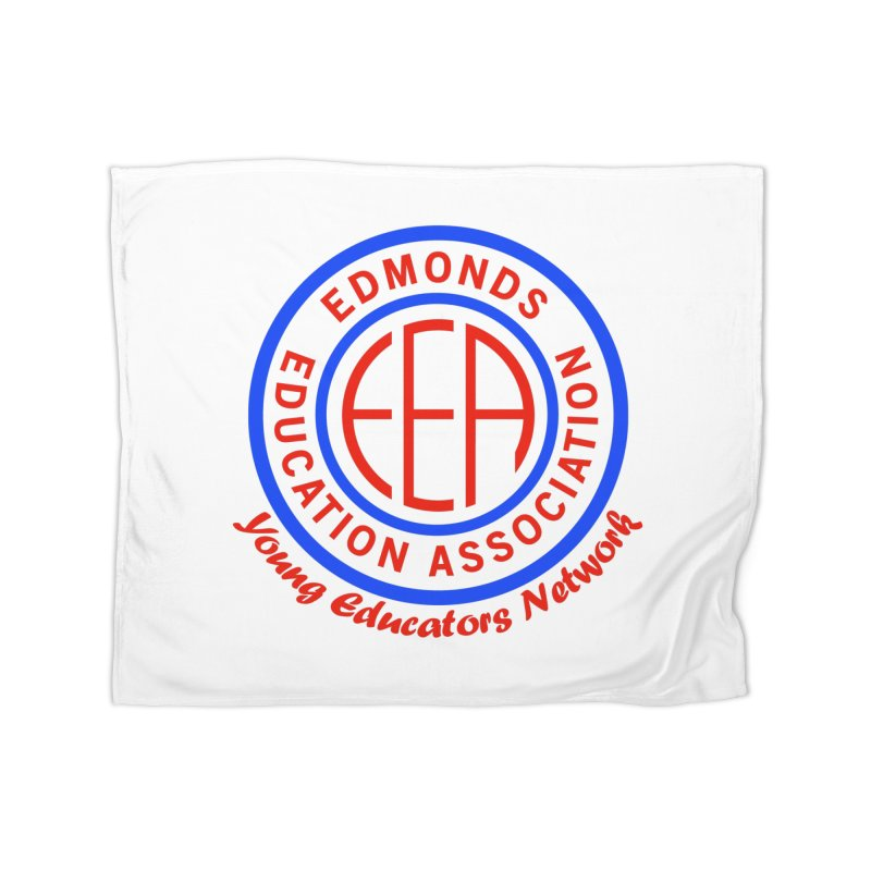 Edmonds EA Seal-Young Educators Network Home Blanket by Edmonds Education Association Swag Shop