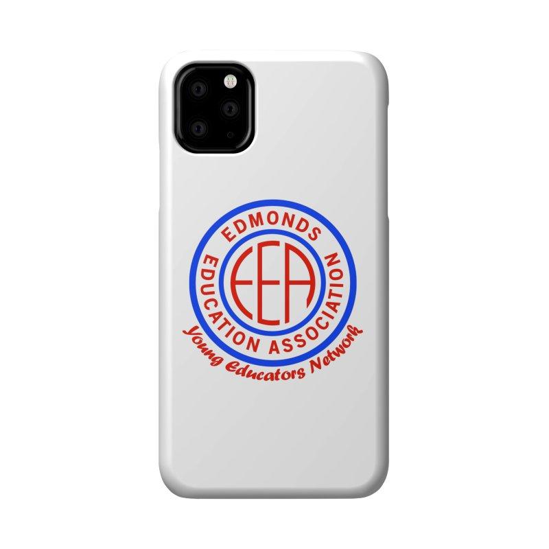 Edmonds EA Seal-Young Educators Network Accessories Phone Case by Edmonds Education Association Swag Shop