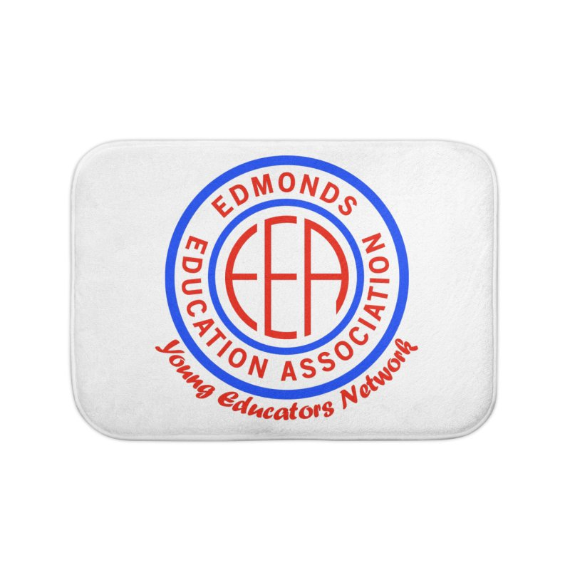 Edmonds EA Seal-Young Educators Network Home Bath Mat by Edmonds Education Association Swag Shop