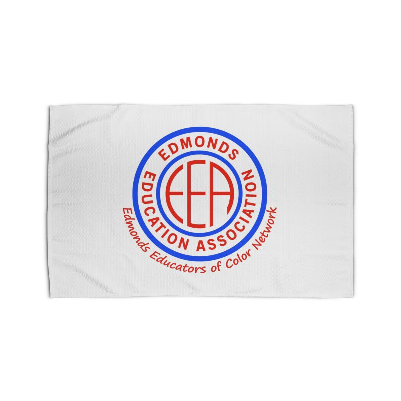 Edmonds EA Seal-Edmonds Educators of Color Network Home Rug by Edmonds Education Association Swag Shop