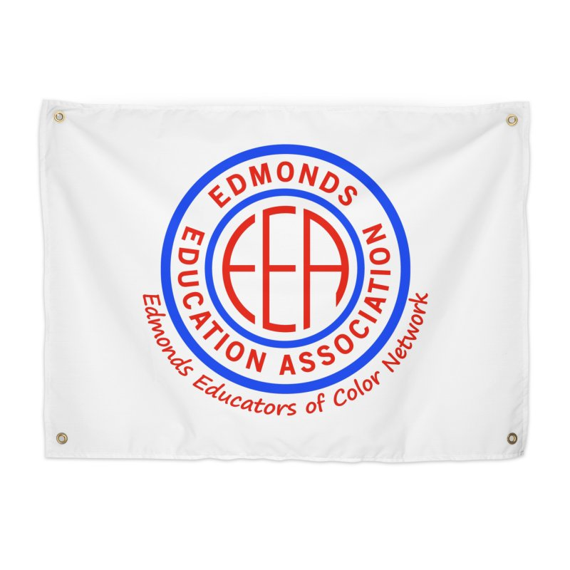 Edmonds EA Seal-Edmonds Educators of Color Network Home Tapestry by Edmonds Education Association Swag Shop