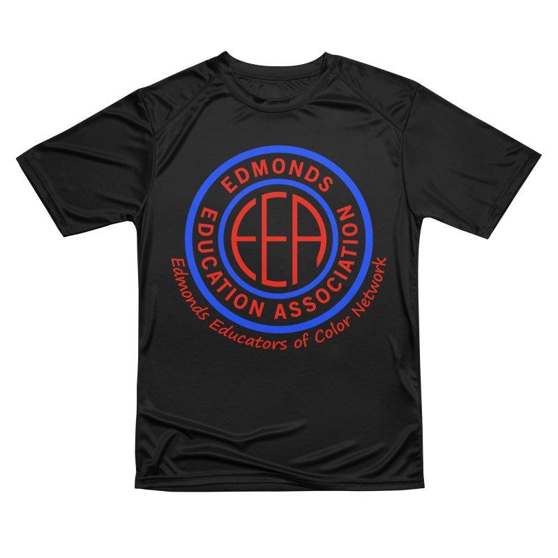 Edmonds EA Seal-Edmonds Educators of Color Network Women's T-Shirt by Edmonds Education Association Swag Shop