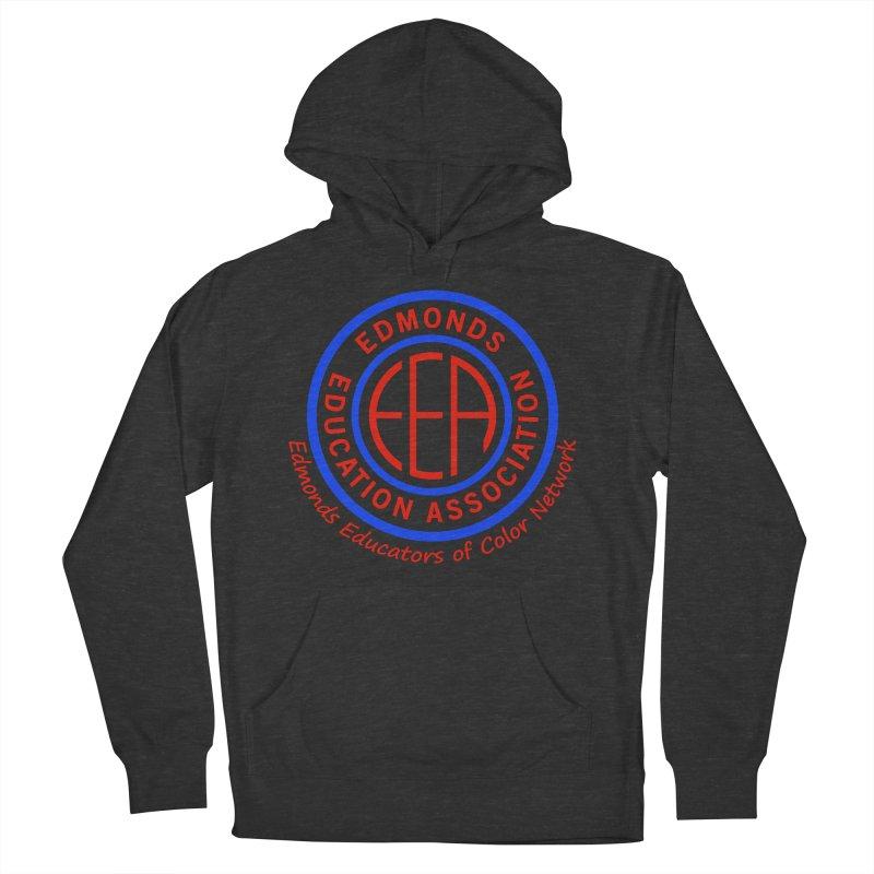 Edmonds EA Seal-Edmonds Educators of Color Network Men's Pullover Hoody by Edmonds Education Association Swag Shop