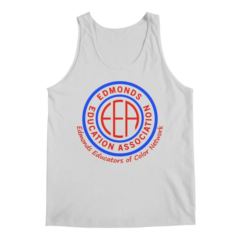 Edmonds EA Seal-Edmonds Educators of Color Network Men's Regular Tank by Edmonds Education Association Swag Shop