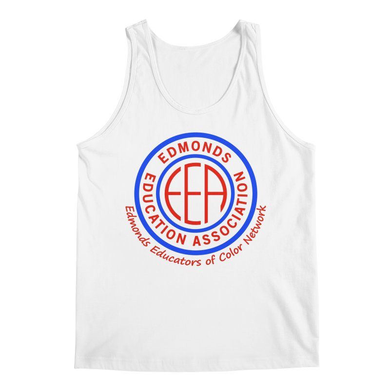 Edmonds EA Seal-Edmonds Educators of Color Network Men's Tank by Edmonds Education Association Swag Shop