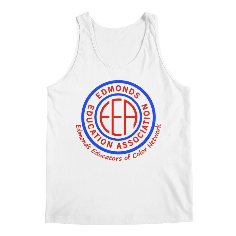 Edmonds EA Seal-Edmonds Educators of Color Network Men's Regular Tank by Edmonds Education Association Swag Shop