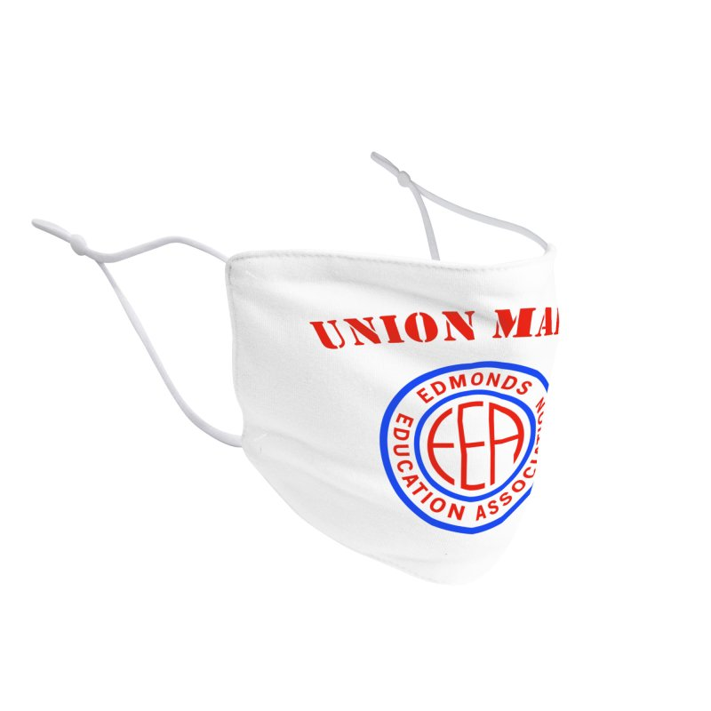 Edmonds EA Seal-Union Made Accessories Face Mask by Edmonds Education Association Swag Shop