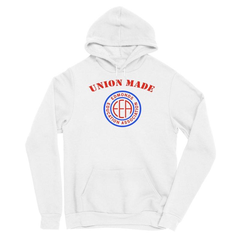 Edmonds EA Seal-Union Made Women's Pullover Hoody by Edmonds Education Association Swag Shop