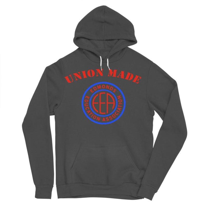Edmonds EA Seal-Union Made Women's Sponge Fleece Pullover Hoody by Edmonds Education Association Swag Shop