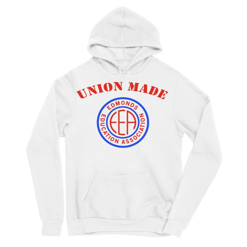 Edmonds EA Seal-Union Made Men's Pullover Hoody by Edmonds Education Association Swag Shop