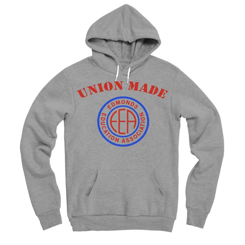 Edmonds EA Seal-Union Made Men's Sponge Fleece Pullover Hoody by Edmonds Education Association Swag Shop