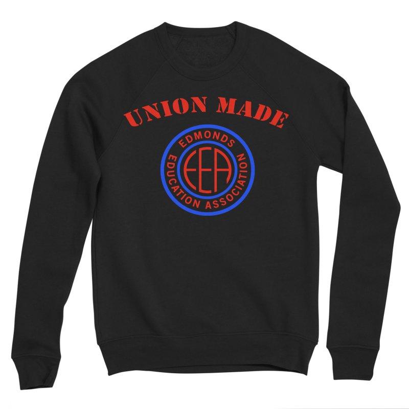 Edmonds EA Seal-Union Made Women's Sponge Fleece Sweatshirt by Edmonds Education Association Swag Shop