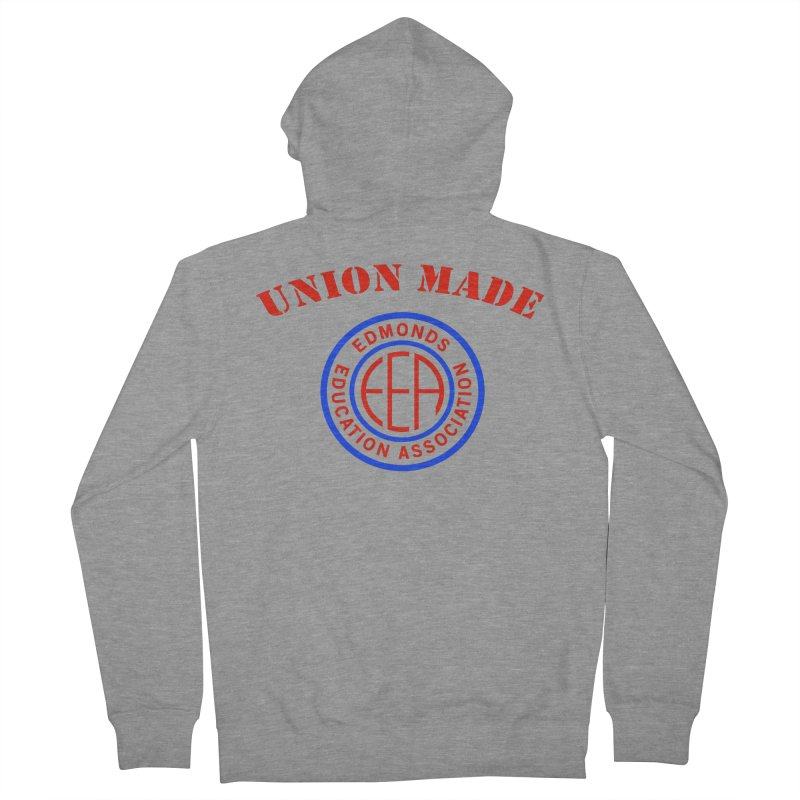 Edmonds EA Seal-Union Made Women's Zip-Up Hoody by Edmonds Education Association Swag Shop