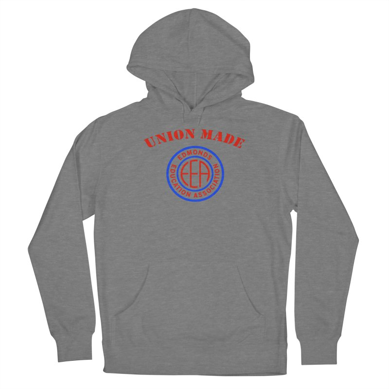 Edmonds EA Seal-Union Made Women's Pullover Hoody by Edmonds Education Association Swag Shop