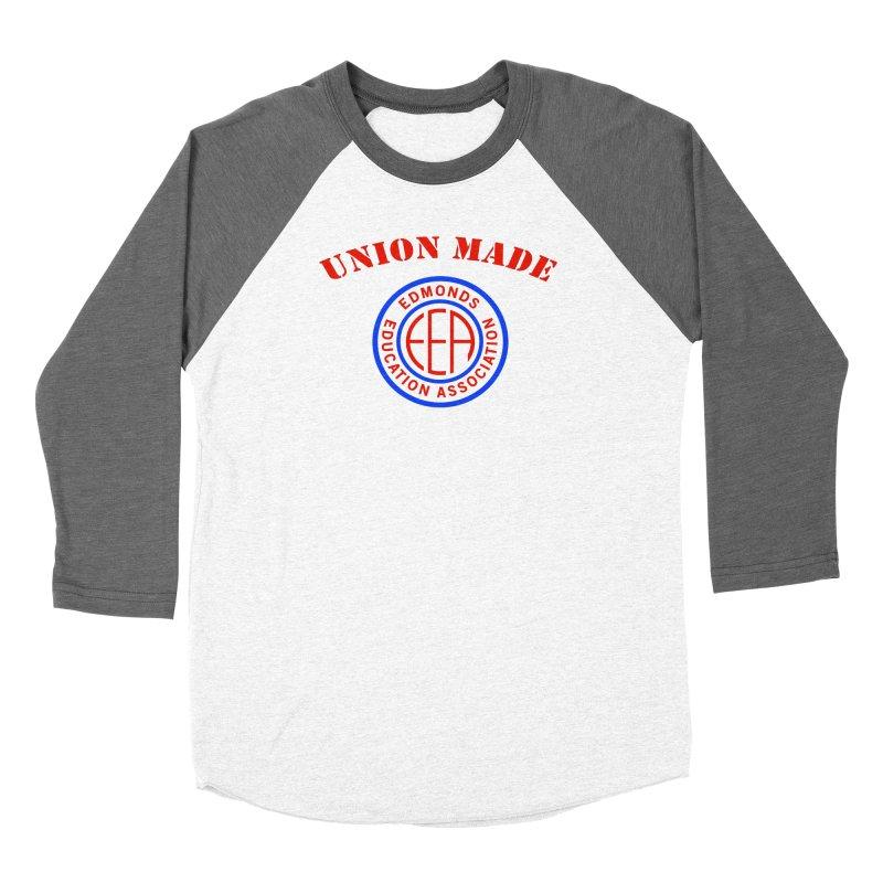 Edmonds EA Seal-Union Made Women's Longsleeve T-Shirt by Edmonds Education Association Swag Shop