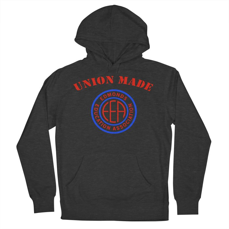 Edmonds EA Seal-Union Made Men's Pullover Hoody by Edmonds Education Association Swag Shop