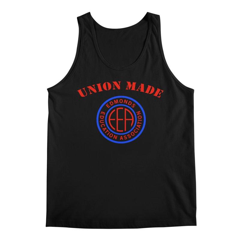 Edmonds EA Seal-Union Made Men's Regular Tank by Edmonds Education Association Swag Shop