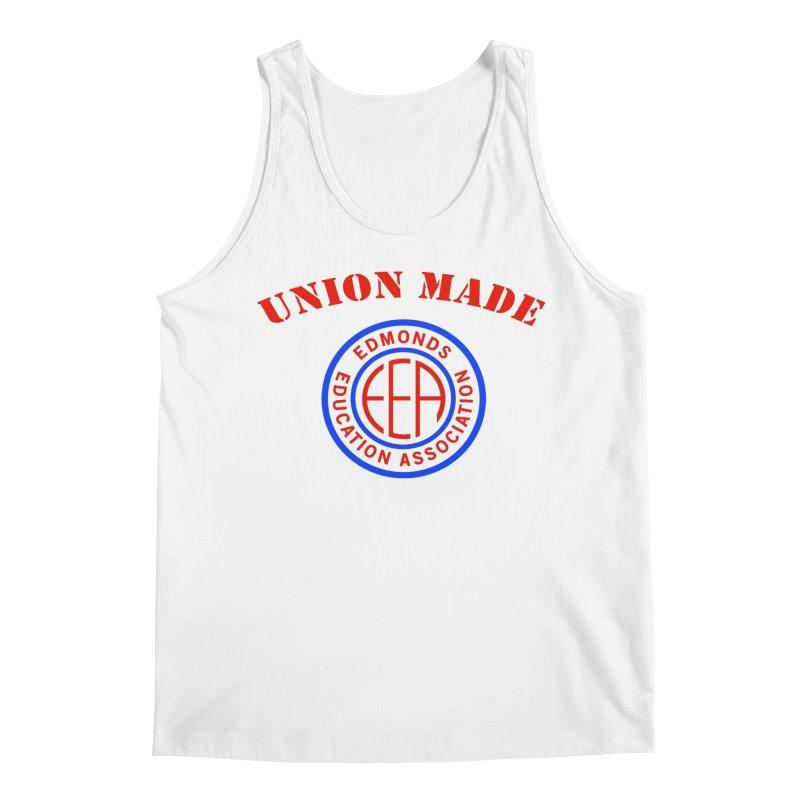 Edmonds EA Seal-Union Made Men's Tank by Edmonds Education Association Swag Shop