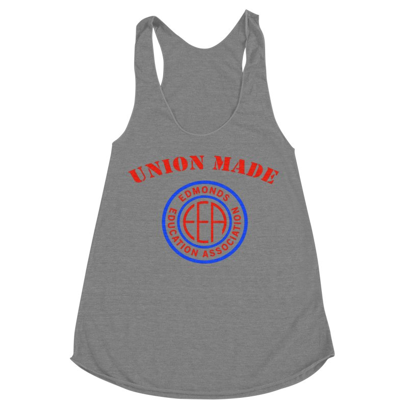 Edmonds EA Seal-Union Made Women's Tank by Edmonds Education Association Swag Shop
