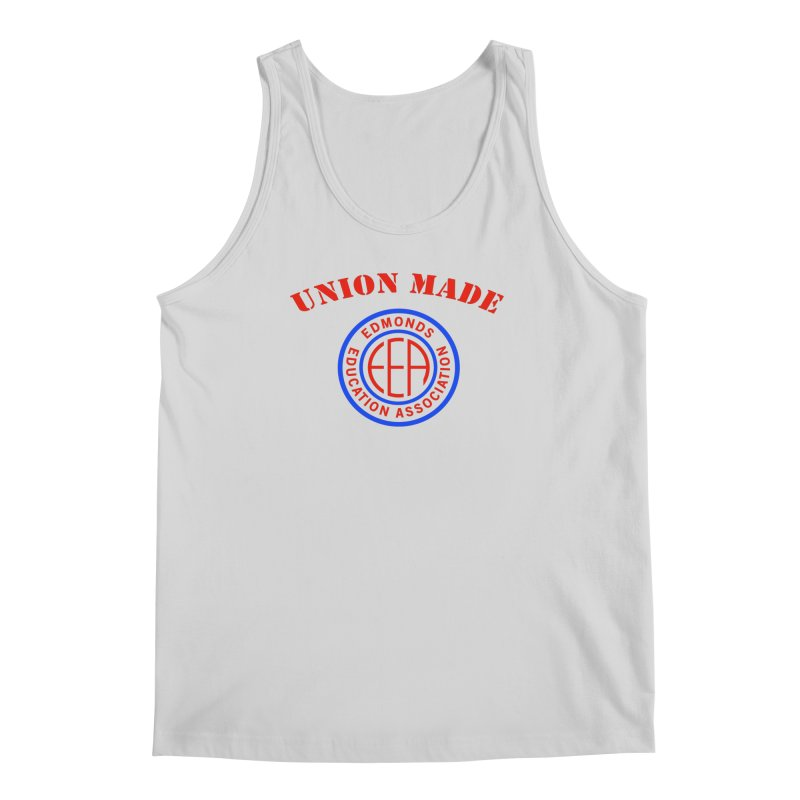 Edmonds EA Seal-Union Made Men's Regular Tank by Edmonds Education Association Swag Shop