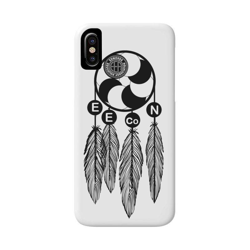 Edmonds Educators of Color Network Seal - Full size Accessories Phone Case by Edmonds Education Association Swag Shop
