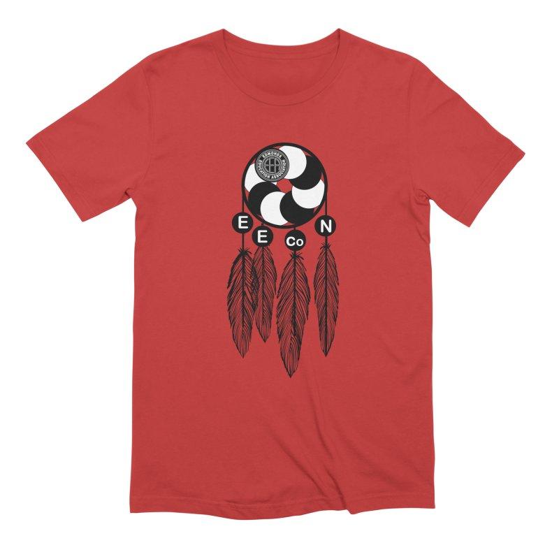 Edmonds Educators of Color Network Seal - Full size Men's T-Shirt by Edmonds Education Association Swag Shop