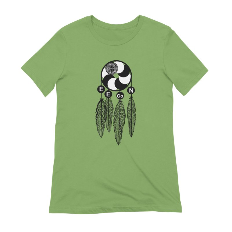 Edmonds Educators of Color Network Seal - Full size Women's Extra Soft T-Shirt by Edmonds Education Association Swag Shop