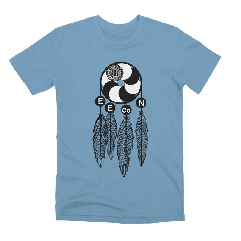Edmonds Educators of Color Network Seal - Full size Men's Premium T-Shirt by Edmonds Education Association Swag Shop