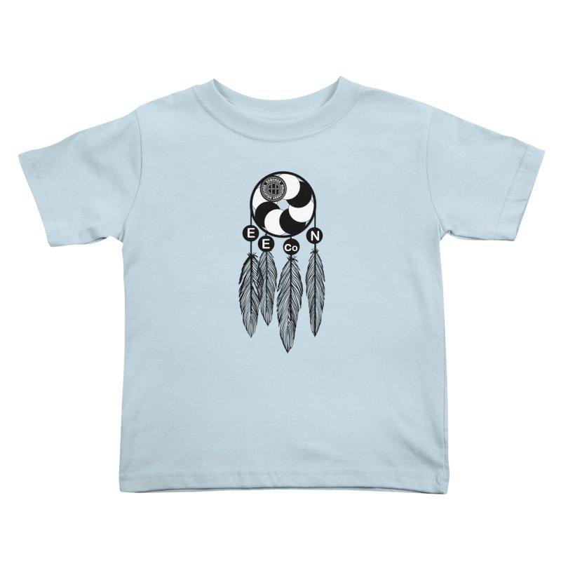 Edmonds Educators of Color Network Seal - Full size Kids Toddler T-Shirt by Edmonds Education Association Swag Shop