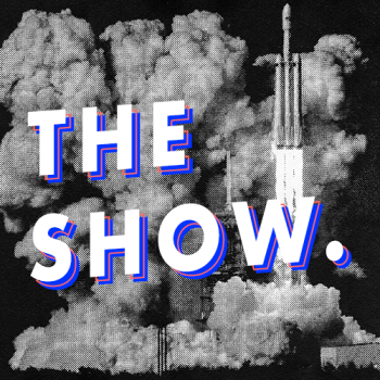 The Show with Edmund Mitchell Logo
