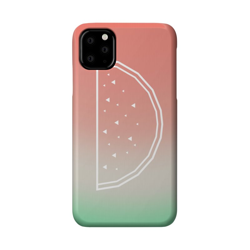 Watermelon Accessories Phone Case by edrawings38's Artist Shop