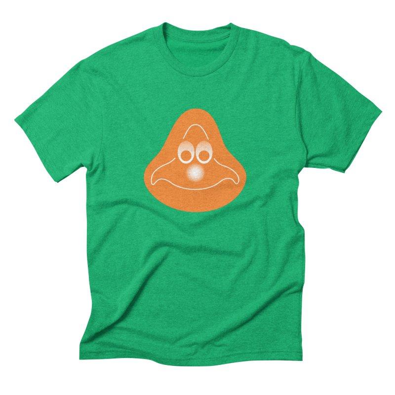 La mascotte (Solid) Men's Triblend T-Shirt by Ed's Threads