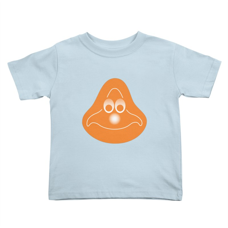 La mascotte (Solid) Kids Toddler T-Shirt by Ed's Threads