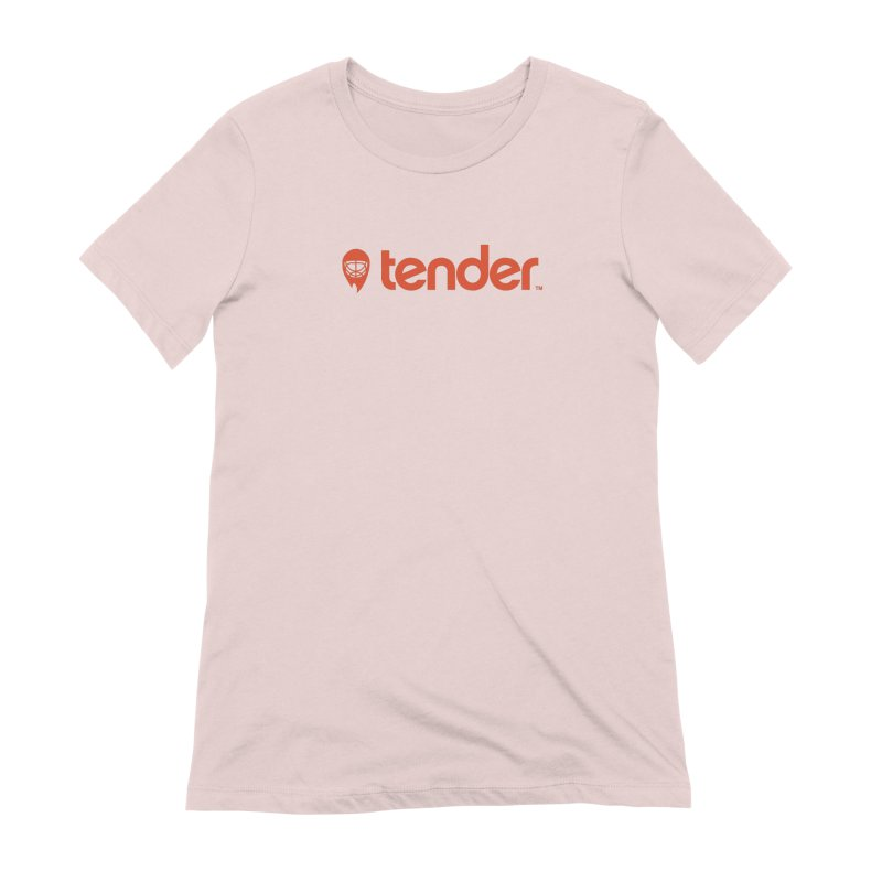 Tender Women's Extra Soft T-Shirt by Ed's Threads